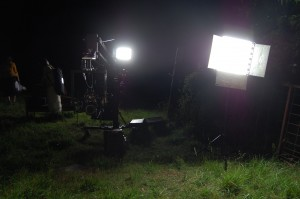 Lights...cameras and time to go to bed!:):)
